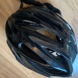 モンベルサイクルヘルメット