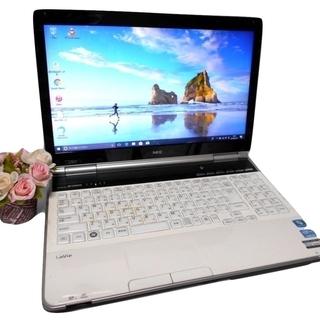 パソコンを譲ります。直ぐ使える新品SSD480G/Core i7...