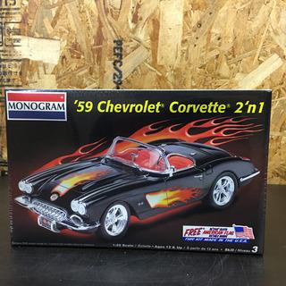 ◎ MONOGRAM '59 Chevrolet Corvett...