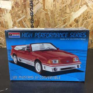 ◎ MONOGRAM '89 MUSTANG GT CONVER...