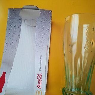 未使用 クラシック コカ・コーラ グラス