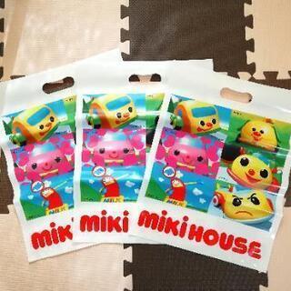 新品 MIKI HOUSE ミキハウス 袋 ショッパー