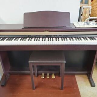 仙台市若林区~Roland/ローランド/HP-2電子ピアノ まだ...