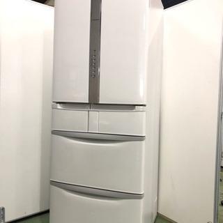 ★使用1年未満の6ドア大型冷蔵庫が10万切りました!★日立★20...