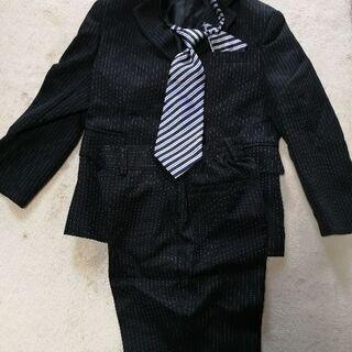 【お話し中】110 男の子用スーツ