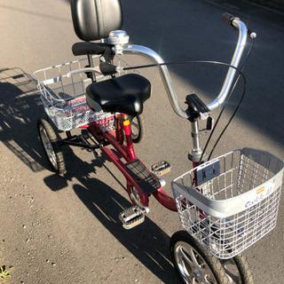 四輪自転車 三輪自転車より安定⁈