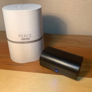 骨伝導ワイヤレスイヤホン Earsopen PEACE TW-1