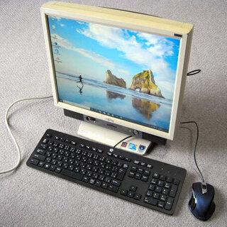 富士通 FMV-ESPRIMO K5280 Core2 Duo(...