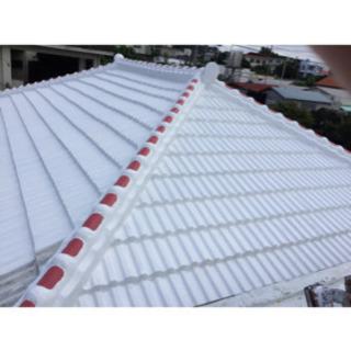 屋上防水。セメン瓦専門。営業工事再開しました。