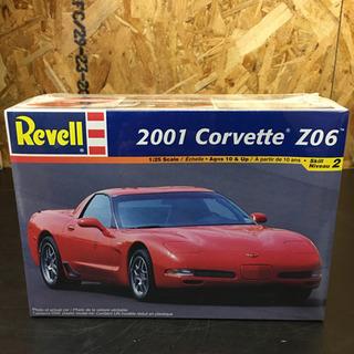 ◎ Revell 2001 Corvett Z06 ◎