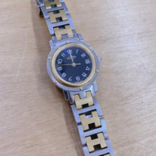 HERMES エルメス腕時計 クリッパー 熊本リサイクルショップen