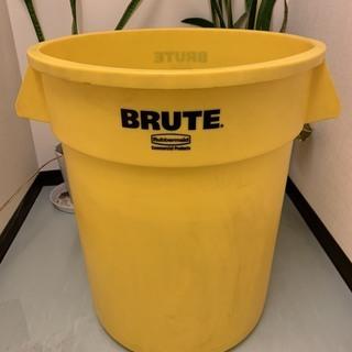 VENTED BRUTE 丸型コンテナ 75.7L ゴミ箱 大容量