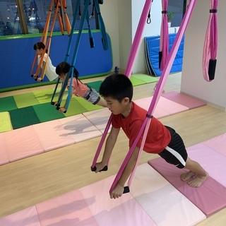 ジュニアアスリート体幹トレーニング 「StudioAirTrip浦安」