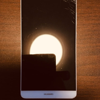 Huawei Accent Mate7 シムフリー