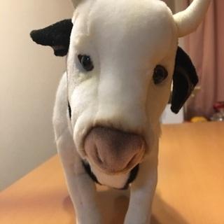 HANSA 牛🐄ぬいぐるみ