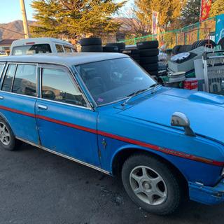 クラッシクカー 日産 ブルーバード510 ダットサン