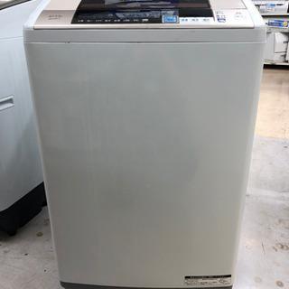 新生活応援!安心の6ヶ月保証付!HITACHI 縦型洗濯乾…