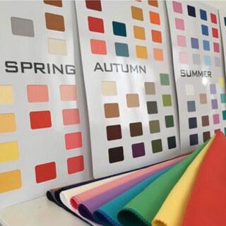 脱・無難色!カラフルな色を使いこなして春のおしゃれを楽しむパーソ...