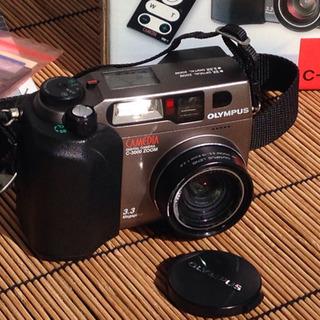 デジタルカメラ OLYMPUS