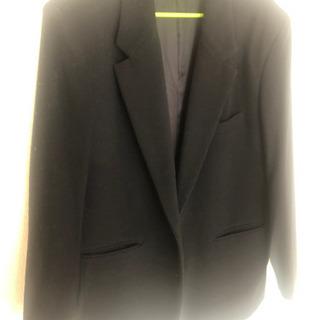 黒 長めコート