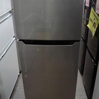 2018年製 ハイセンス 2ドア冷凍冷蔵庫 HR-B12AS 1...