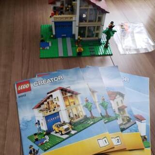 LEGO CREATOR レゴ クリエーター 31012 ファミ...