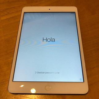 【iPad mini】第1世代 wi-fi モデル 白 32GB
