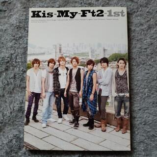 Kis-My-Ft2-1st