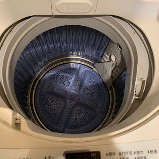 洗濯機(故障有り・購入後6年経過)排水時にたまに止まります。