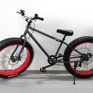 ファットバイク 26インチ BRONX 4.0DD MATTE ...