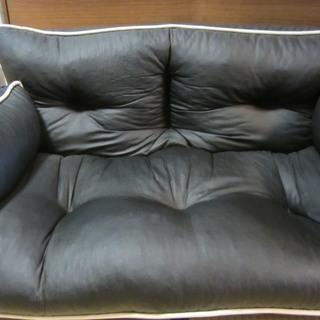 床置き 2人用 コンパクトソファー