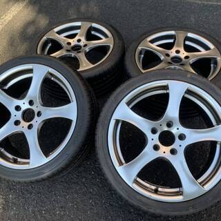 BMW用 ユーロデザイン 18インチ 1,3シリーズ、Z3,Z4
