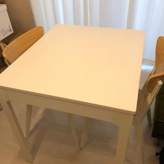 IKEA ダイニングテーブル 身長式