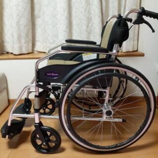 車椅子 自走式 カドクラ製 美品