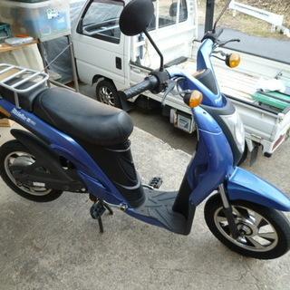 電動原付バイク ミレット リチュームLi350 中古