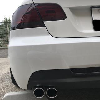 BMW 320i クーペ Mスポーツ 2009 車検22.8