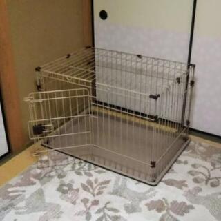 組み立て式  小型犬、猫、その他 小動物用 ケージ