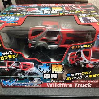 【完全新品、未使用品】Wドライブプラス モリタ 林野火災用消防車...