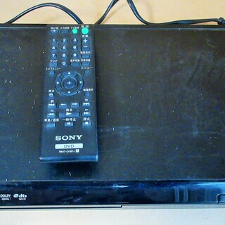 ☆ソニー SONY DVP-SR200P DVD/CDプレーヤー...