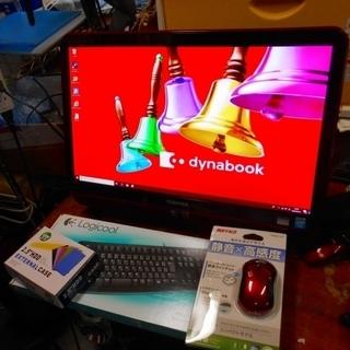 Core i7 TOSHIBA REGZA PD712VGBHW...