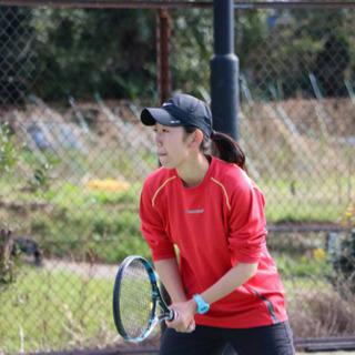 テニスヒッティング、又はプライベートコーチ