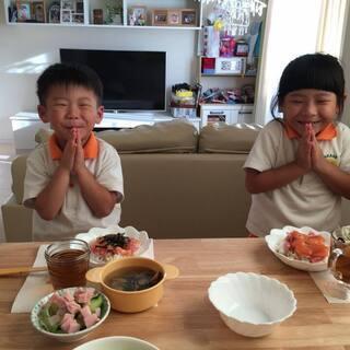 【親子レッスン】 進級前に身に付けたい! 『ママとキッズの食事の...