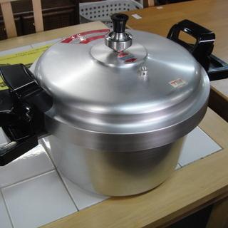 両手圧力鍋 6.0L アルミ製 家庭用