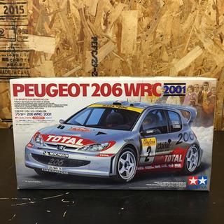 ◎ TAMIYA プジョー206 WRC 2001 ◎