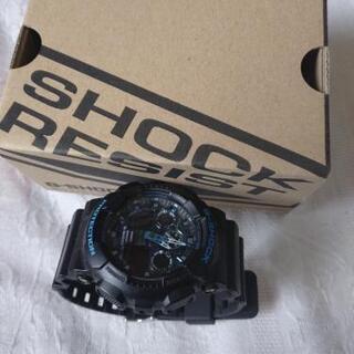G-SHOCK ジーショック腕時計 箱、保証書着き
