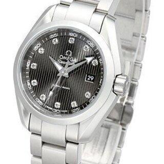 オメガ レディース腕時計 シーマスター アクアテラ 231.10...