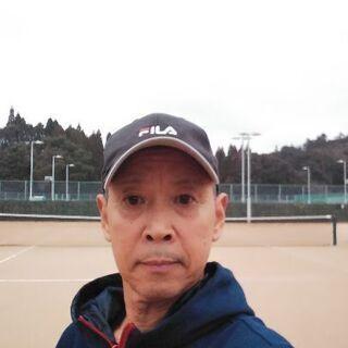 テニススクール生徒募集中の画像