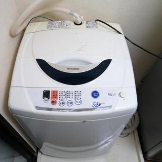 動作良好!! 全自動洗濯機 5.0kg