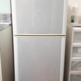 冷蔵庫0円でお譲りします。 シャープ SJ-14H