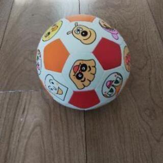 (美品)アンパンマン クッションサッカーボール